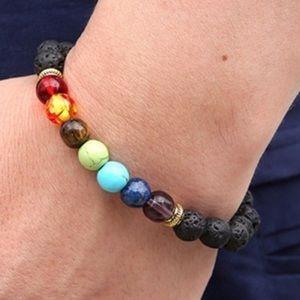 Jewelry - Lava Chakra Diffuser Bracelet